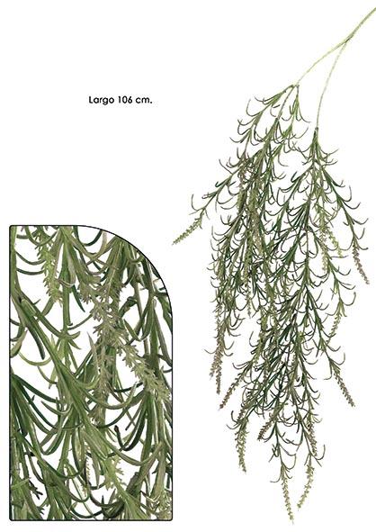 COLG. GRASS. 106 CM. VERDE OLIVA.