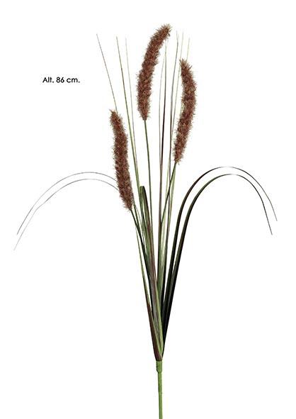 "RAMA ONION GRASS X 3. 86 CM. CO""AC. (CAJA DE 12 UNIDAD)"